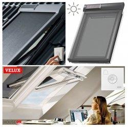VELUX Hitzeschutz-Markisen MSL Solar
