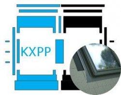 Kombi-Eindeckrahmen Okpol KXPP für Flache Eindeckmaterialen