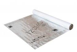 150g Dachfolie IZOTEQ AL150 Reißkraft 350/230 -40/+80°C Diffusionsoffen sd 180 (75m²)