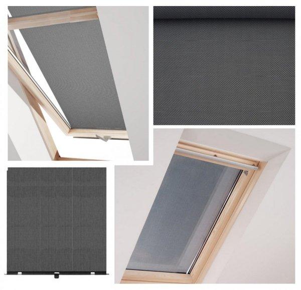 Anti-Hitze-Markise Universal Hitzeschutz-Markise für VELUX Dachfenster