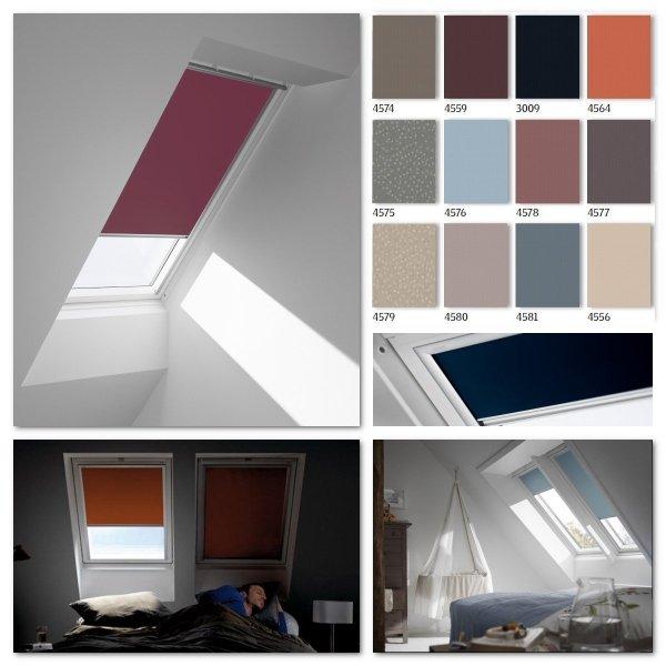 Verdunkelungsrollo Velux DKL Premium www.house-4u.de