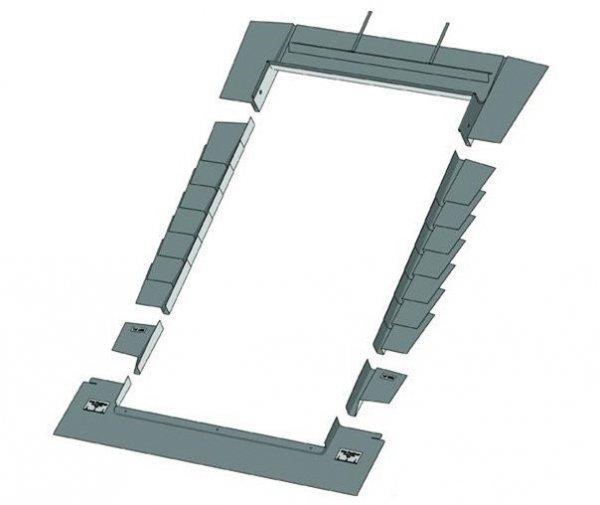 Eindeckrahmen keylite PTRF Biberschwanz( }1,5 cm) www.house-4u.eu