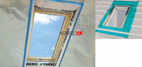 Anschluss-Paket Fakro XDK www.house-4u.eu