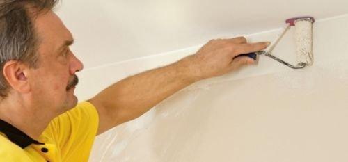 Schimmelstopp Ultrament Wasserstopp 2,5/ 5 m2 Weiß 2 in 1 - Farbe und Abdichtung www.house-4u.eu