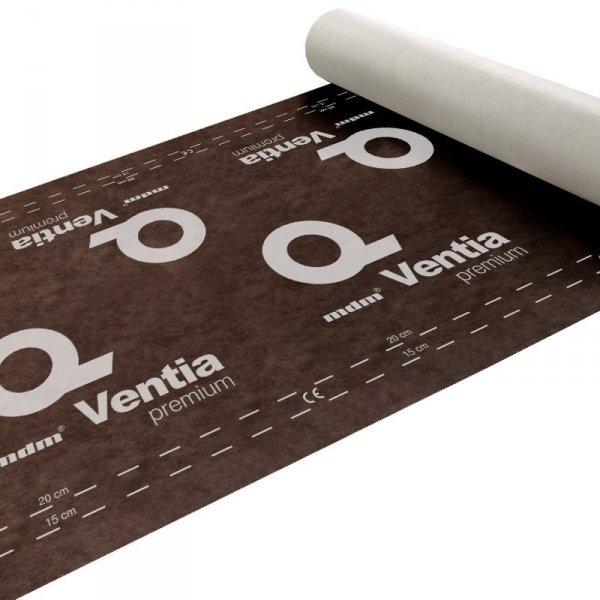 Unterspannbahn MDM VENTIA Q www.house-4u.eu
