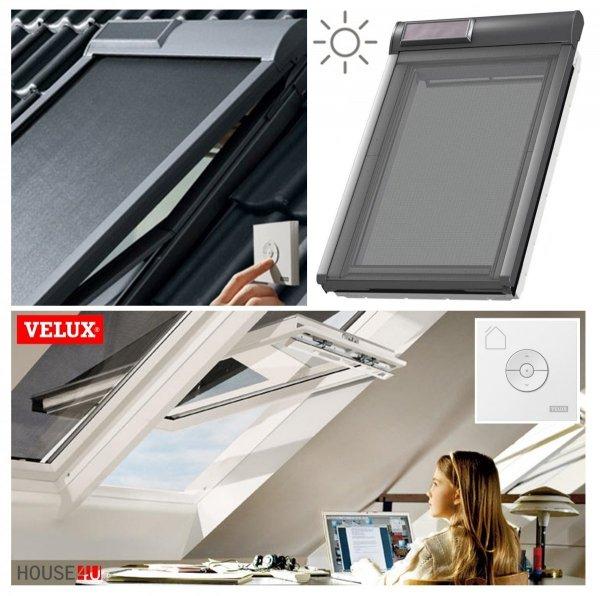 VELUX Hitzeschutz-Markisen MSL Solar www.house-4u.de