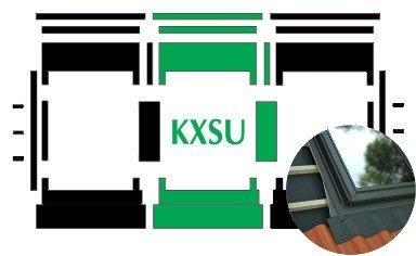 Kombi-Eindeckrahmen Okpol KXSU Universell www.house-4u.eu