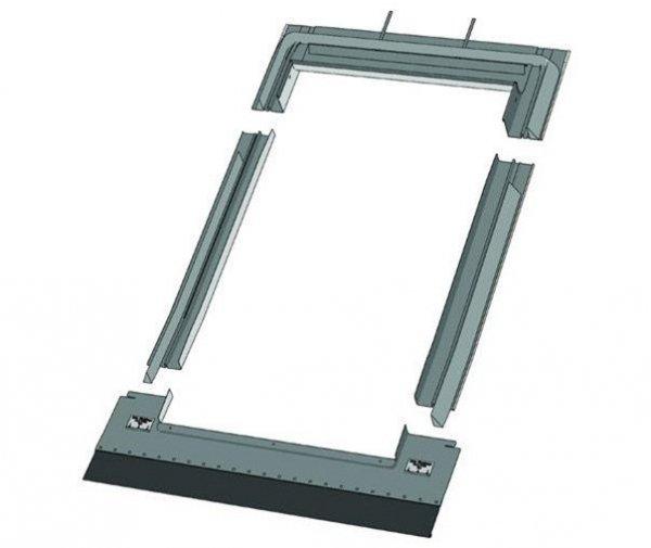 Eindeckrahmen keylite Dachziegel DTRF (1,5 bis 4,5 cm) www.house-4u.eu