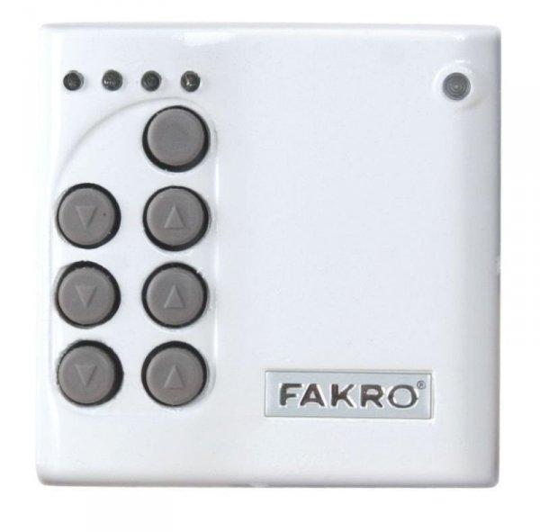 Elektrische Steuerung Fakro ZWK10 Kabelloser Mehrkanal-Wandschalter Z-Wave www.house-4u.eu