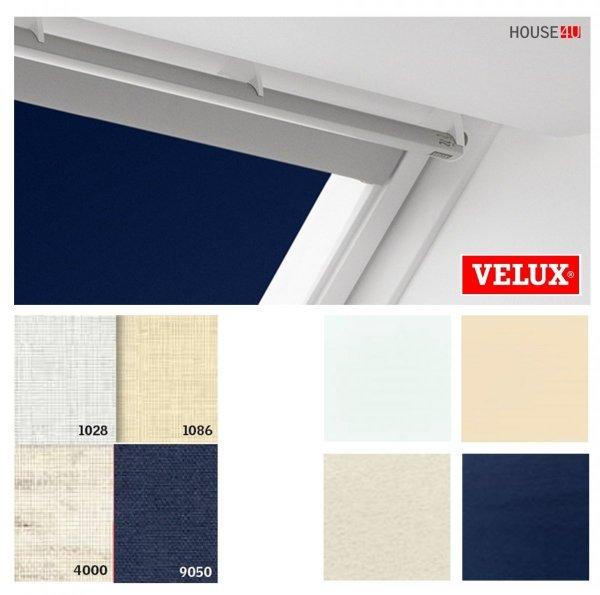 Sichtschutz-Rollo Velux RHL Standard