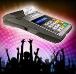 Kasa fiskalna do sprzedaży stacjonarnej, internetowej oraz na imprezach masowych