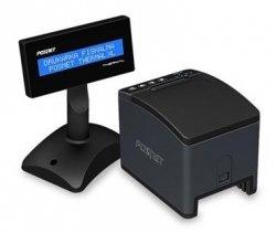 Drukarka fiskalna Posnet Thermal XL (ekran wolnostojący) - kopia elektroniczna
