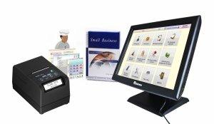 Terminal Eposnow +  Small Business Bistro +  Elzab zeta online