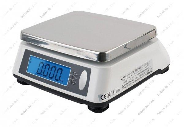 Waga CAS SW-2 CR USB 3KG