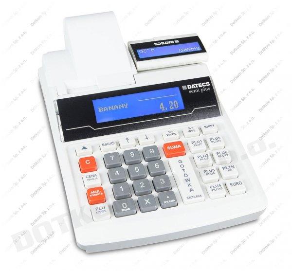 Kasa fiskalna Datecs Semi Plus - kasa szkoleniowa