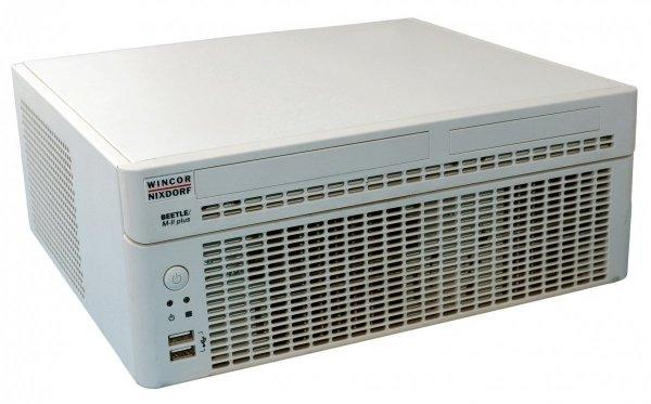 Komputer kasowy Wincor Nixdorf BEETLE M-II plus (używany) + Windows 7 Home Premium