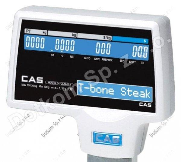 Waga etykietująca CAS CL5000 JUNIOR R