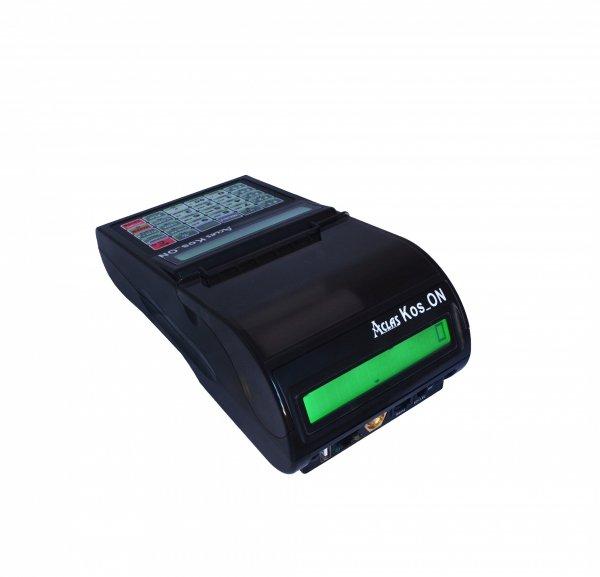 Kasa fiskalna ACLAS Kos_ON LAN + GPRS ( karta SIM 2 lata )