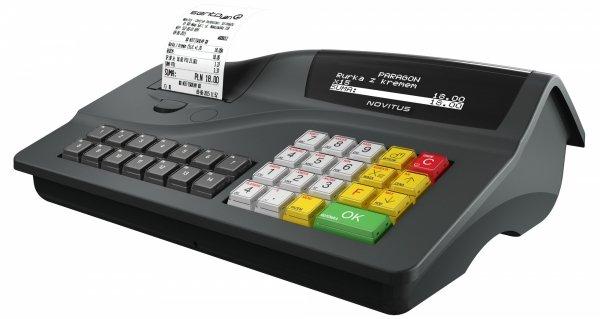 Kasa fiskalna Novitus Sento LAN E+ +serwis GRATIS
