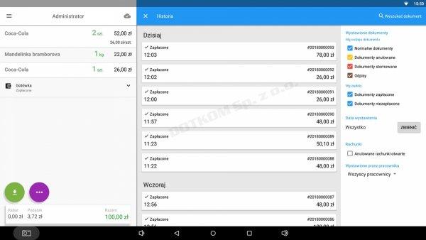 Abonament aplikacji Dotykačka NIEOGRANICZONA (cena za m-c)