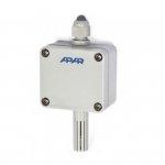 APAR AR252 termohigrometr przemysłowy czujnik temperatury i wilgotności puszkowy naścienny wyjście analogowe lub cyfrowe RS485 Modbus