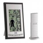 TFA 35.1084 WEATHER BOY stacja pogody bezprzewodowa z czujnikiem zewnętrznym