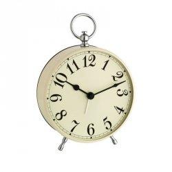 TFA 60.1023 budzik biurkowy zegar wskazówkowy klasyczny