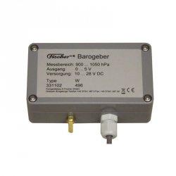 Czujnik ciśnienia atmosferycznego Fischer 33110 barometr automatyczny wyjście analogowe