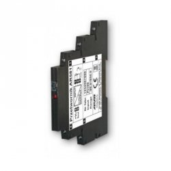 Moduł pomiarowy temperatury APAR AR581 termometr przemysłowy na szynę DIN wejście uniwersalne wyjście analogowe bez separacji galwanicznej