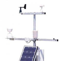 Stacja pluwiometryczna z transmisją GPRS/GSM PM Ecology RADIO RAIN stacja pomiarowa on-line opadów atmosferycznych