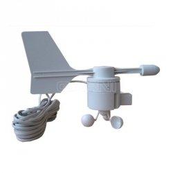TechnoLine TX20 czujnik prędkości i kierunku wiatru  wiatromierz, anemometr mechaniczny