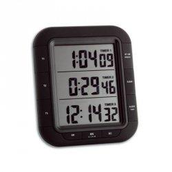 Minutnik elektroniczny TFA 38.2023 TRIPLE TIME XL z funkcją stopera, zegara, 3 czasy