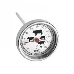 TFA 14.1002 termometr kuchenny mechaniczny z sondą szpilkową do żywności 120 mm