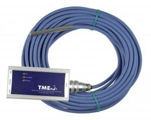 Papouch TME PoE - SNS_TEMP termometr internetowy czujnik temperatury Modbus TCP, Ethernet, LAN, IP