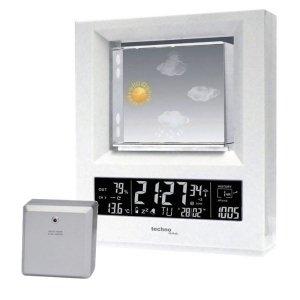 TechnoLine WS 6620 stacja pogody bezprzewodowa  z czujnikiem zewnętrznym symbolami pogody 3D