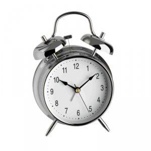 TFA 98.1043 Budzik biurkowy NOSTALGIA zegar wskazówkowy klasyczny