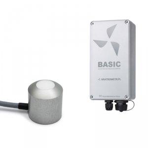 PM Ecology BAS-122 rejestrator promieniowania słonecznego pyranometr z wbudowaną pamięcią do instalacji solarnych