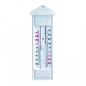 Termometr zewnętrzny TFA 10.3014.02 cieczowy ekstremalny min / max REKLAMOWY