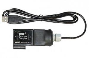 Czytnik optyczny BASE-U-1 do programowania i sczytywania danych z rejestratorów serii Pendant