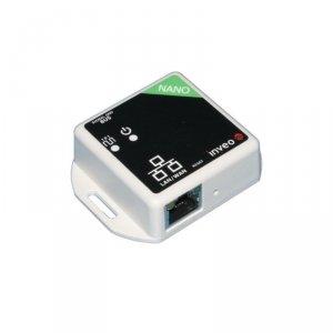 Inveo Nano Temp Termometr internetowy miernik temperatury internetowy IP Ethernet Modbus TCP