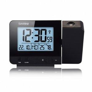 Garni 140 budzik elektroniczny z projektorem i czujnikiem temperatury
