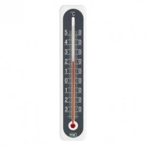 TFA 12.3049 termometr ścienny domowy cieczowy wewnętrzny / zewnętrzny 20 cm