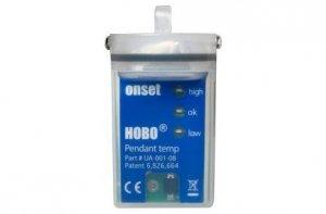Rejestrator temperatury HOBO UA-001-08 data logger termometr wodoszczelny