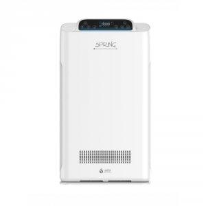 Airbi SPRING Oczyszczacz powietrza filtr HEPA, formaldehydowy, katalityczny, UV, antybakteryjny, jonizator