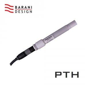 Barani MeteoTemp PTH czujnik temperatury, wilgotności i ciśnienia termohigrobarometr profesjonalny Modbus