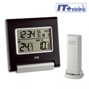 TFA 30.3030 SPOT termometr bezprzewodowy z czujnikiem zewnętrznym błyskawiczna transmisja