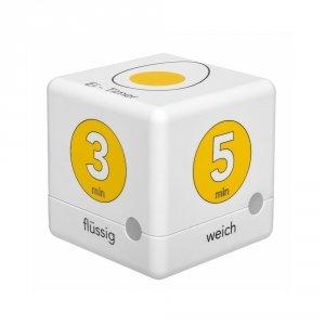 TFA 38.2041 CUBE-TIMER minutnik elektroniczny 3-5-7-10 min do gotowania jajek