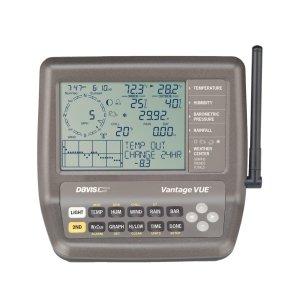 Davis 6351 konsola odbiorcza bezprzewodowa do stacji meteorologicznej Davis Vantage Vue