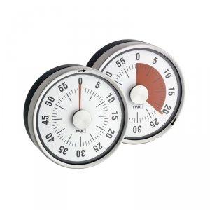 TFA 38.1028 PUCK minutnik mechaniczny z czerwonym polem odliczania