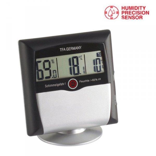 TFA 30.5011 KLIMA CONTROL termohigrometr domowy elektroniczny wewnętrzny
